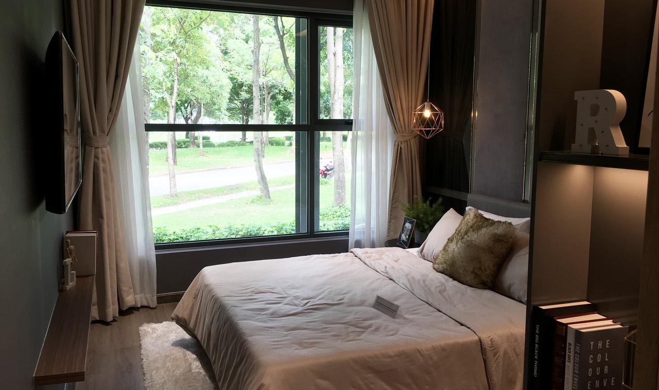 phòng ngủ căn hỗ diamond alnata